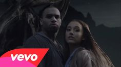 """""""dont be gone toooooo long my love""""   Chris Brown, Ariana Grande - Don't Be Gone Too Long (Official Video)"""