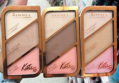 Spotted: NEW Rimmel Kate Sculpting & Highlighting Kits (with Reader Swatches)