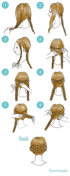 A Easy Hairstyle Tutorial