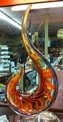 Blown Glass Art Blown Glass Art, Check, Glass