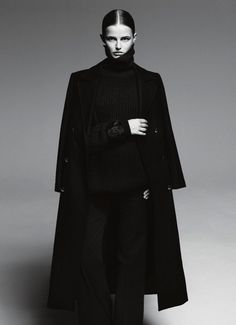 Elle France Editorial October 10 2014 - Maria Port by Taker [ Lucid. Minimal Style. The CV ]