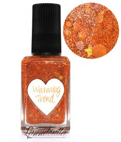Lynnderella Limited Edition Nail Polish—Warming Trend