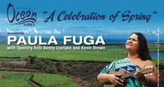 Kula, HI You are invited to a sunset gathering benefiting Maui Huliau Foundation with Na Hoku Hanohano award winners Paula Fuga, Benny Uyetake, and Kevin Brown. Ages 21 and over please.  www.facebook.… Click flyer for more >>