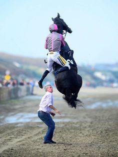 8 Insane Feats of Jockey Athleticism