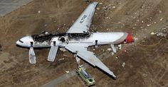 How To Improve Your Chances of Surviving a Plane Crash