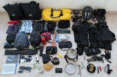 motorcycle camping checklist