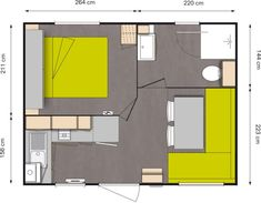 Image result for tiny house 20m2