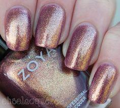 Zoya Faye-- Love this color