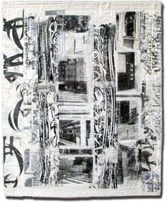 'Köln - The Neighborhood,' made by Joan Schulze, dated 2000, 39.75 x 32 in…