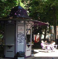 Quiosque de Refresco, Praça das Flores