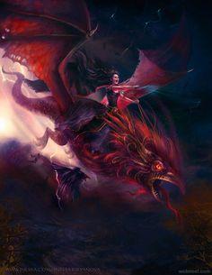 26 Stunning Digital Fantasy Art works for your inspiration