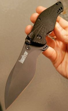Kershaw Spec Bump Assisted Opening EDC Folding Pocket Knife Blade G-10 (3.25 Black) 1596 - Everyday Carry Gear Knife