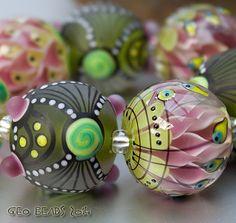 Lampwork Beads by Romana / July 2014