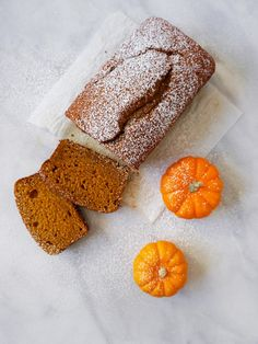 Pumpkin Bread Recipe I intend on making this loaf with applesauce so I can reduce the sugar, and will use plain kefir instead of sour cream. My home processed pumpkin is defrosting right now, can hardly wait to try this loaf!