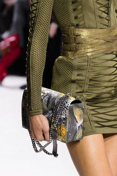 Balmain Fall 2018 Men's Fashion Show Details - The Impression
