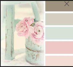 Shop colourways: chocolate, aqua, rose pink