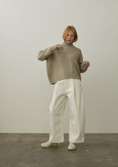 Bonnard Pant In Off White