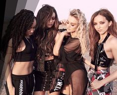 Find images and videos about girls, little mix and perrie on We Heart It - the app to get lost in what you love.