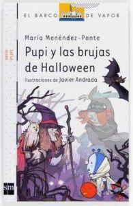 Pupi y las brujas de halloween. Libros infantiles para #Halloween