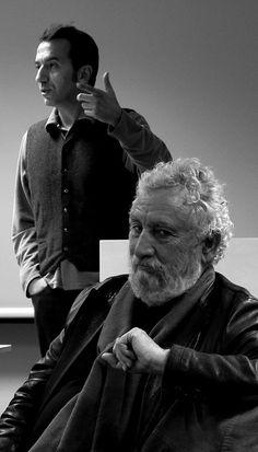 Conferencia Escuela de Arquitectura de Toledo EAUCLM | Juan Mera y Manuel de las Casas. Manuel de las Casas nos enseño a luchar por nuestros sueños.