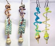 New Adventures in Wire Jewelry Making: Fun with #WoolyWire - Jewelry Making Daily - Blogs - Jewelry Making Daily