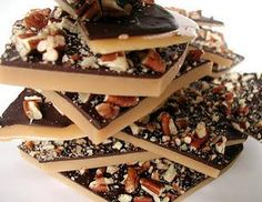 Toffee and Brittle Confections of Sheer Unrivaled Deliciousness