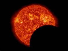 Lunar Transit of the Sun   NASA