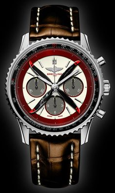 #Navitimer, limited edition, #Breitling #watch. - steel watches, cheap designer watches, mens watches designer *ad