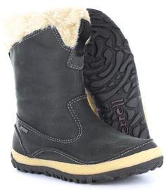 Factory Shoe Online : Womens > Winter and Hiking - Merrell Taiga Zip Waterproof Black