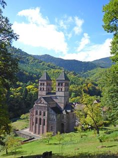Kloster Murbach Elsass