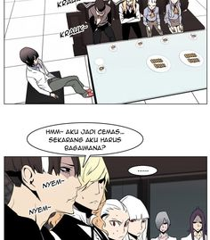 Noblesse – Chapter 211 Hahaa. Good Tao~