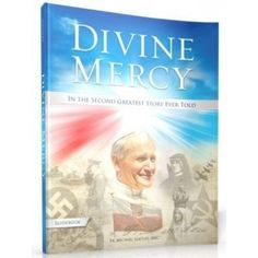 The story of St. John Paul II and Divine Mercy Entrustment is told with Amazing Grace by Father Michael Gaitley, MIC. Catholic Theology, Catholic News, Divine Mercy Sunday, Christ Is Risen, Wounded Warrior, Great Stories, Amazing Grace, Guide Book, John Paul