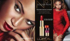 Barras de labios Color Riche de L'Oreal