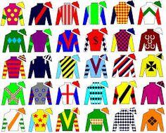 kentucky derby jockey silks - Google Search