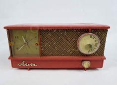 shopgoodwill.com: ARVIN AM RADIO Televisions, Tvs, Retro Radios, Antique Radio, Record Players, Vintage Music, Home Entertainment, Typewriter, Vintage Kitchen