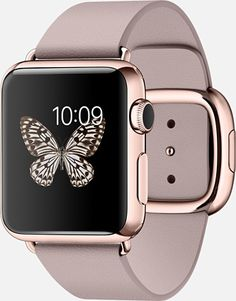 IWatch Rose Gold