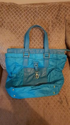 Used Colab Teal Handbag  | Clothing, Shoes & Accessories, Unisex Clothing, Shoes & Accs, Unisex Accessories | eBay!