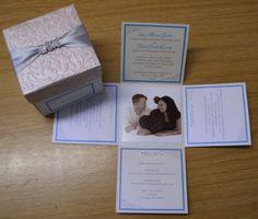 Beautiful Handmade Wedding Invitations