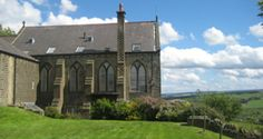 Westwood Christian Centre in Slaithwaite has 5 beautiful self-contained flats available for short stays.