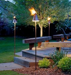 27 Tiki Torche Design Ideas