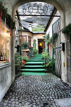 How Austrian of you, Austria... Salzburg, Austria