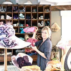 #Hat Designer Amy Hamilton