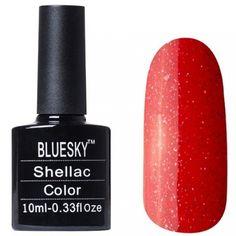 Bluesky shellac A001 Bluesky Shellac, Shellac Colors, Nail Polish, Lipstick, Cosmetics, Nails, Beauty, Finger Nails, Beauty Products