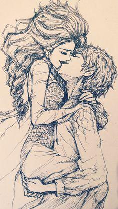 Sketchdump - Kiss me please by Ebiko-chan.deviantart.com on @deviantART
