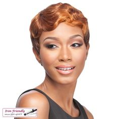 Iron Friendly Quality Wig - Q Piettra