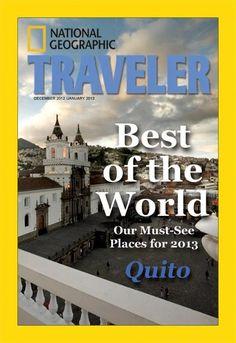 Quito, Ecuador - wonderful travel destination!