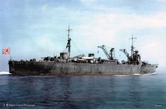 IJN Akashi was a Japanese repair ship, serving during World War II. She was the only specifically designed repair ship operated by the Imperial Japanese Navy. The navy based her design on the US Navy's USS Medusa.