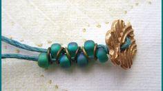 Tutorial DIY Bijoux et Accessoires   Image    Description  Easy Safety Pin Bracelet - #Beading #Jewelry #Tutorials