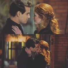 I don't ship climon. I WANT CLACE!!! And in the books is it clace not climon!!