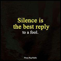 Silence tool